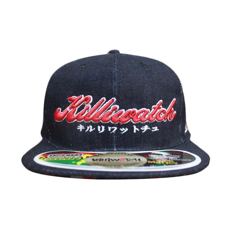 Killiwatch Country Snapback - Blue Jeans