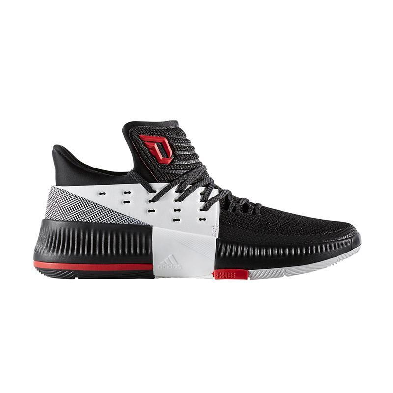 adidas basketball shoes damian lillard. Adidas Men Basketball Damian Lillard 3 Hitam Sepatu Basket (BB8269) Shoes