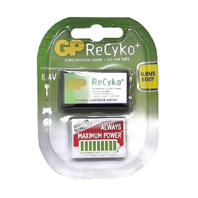 GP Recyko+ Baterai [9V/ 150mAh]