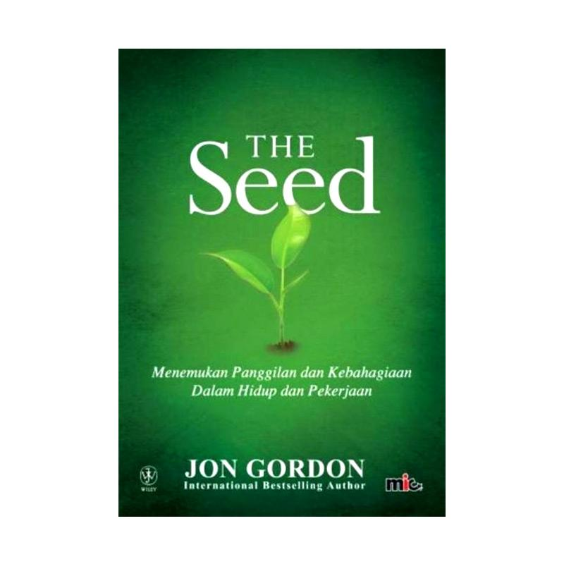 harga MIC Publishing The Seed Buku Pengembangan Diri by Jon Gordon Blibli.com