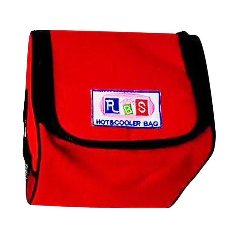 RBS Cooler Bag Tas Bayi - Navy + Free Ice Gel