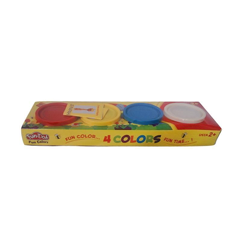 Dunia Fun Doh Isi Ulang Mainan Anak [4]