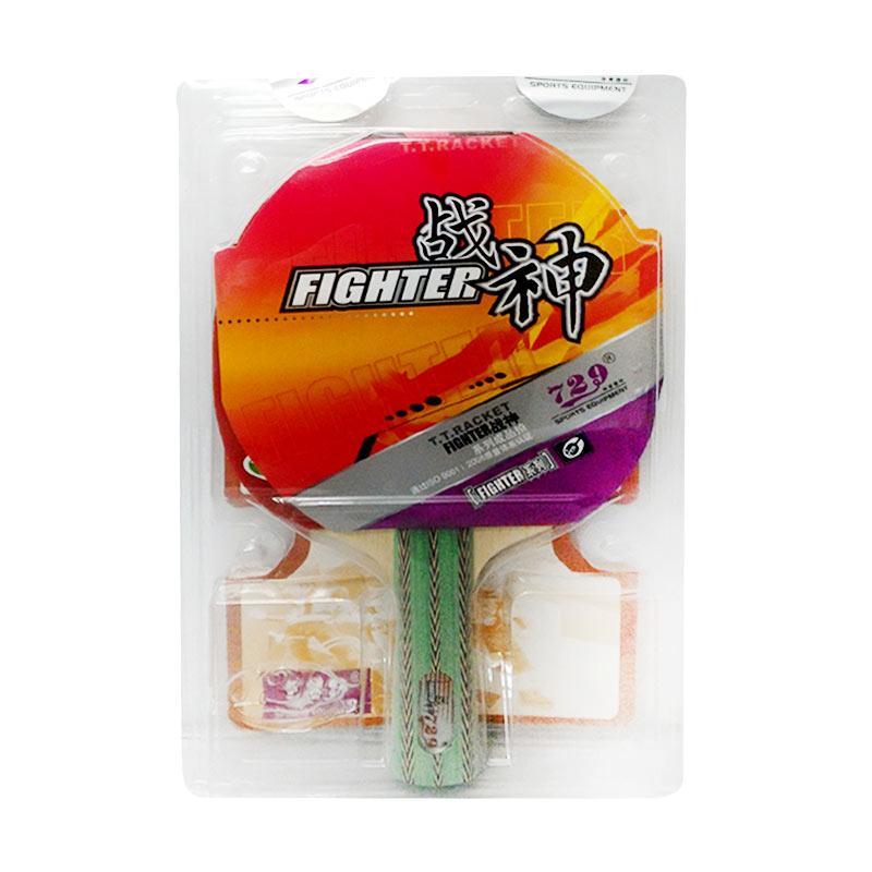 harga 729 Fighter Bat Pingpong Blibli.com