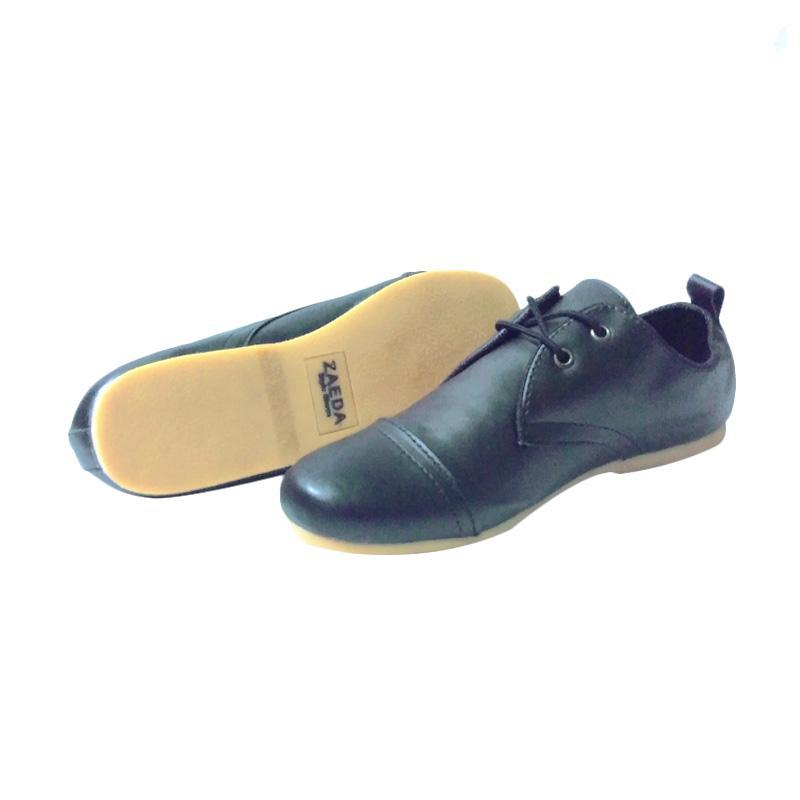 Zaeda Shoes Boneto Sepatu Pria - Black