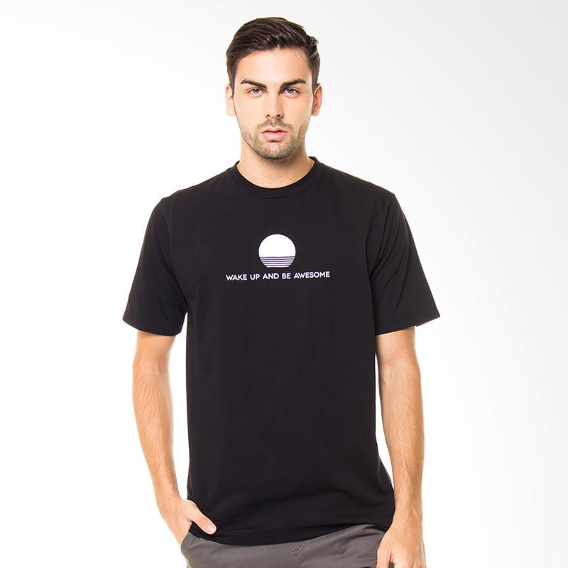 Sins Awesome Man T-Shirt - Black Extra diskon 7% setiap hari Extra diskon 5% setiap hari Citibank – lebih hemat 10%