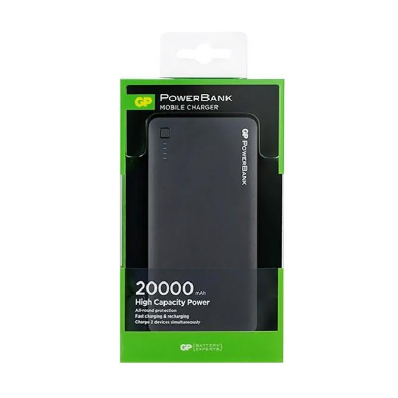 GP Powerbank - Black [20000 mAh]