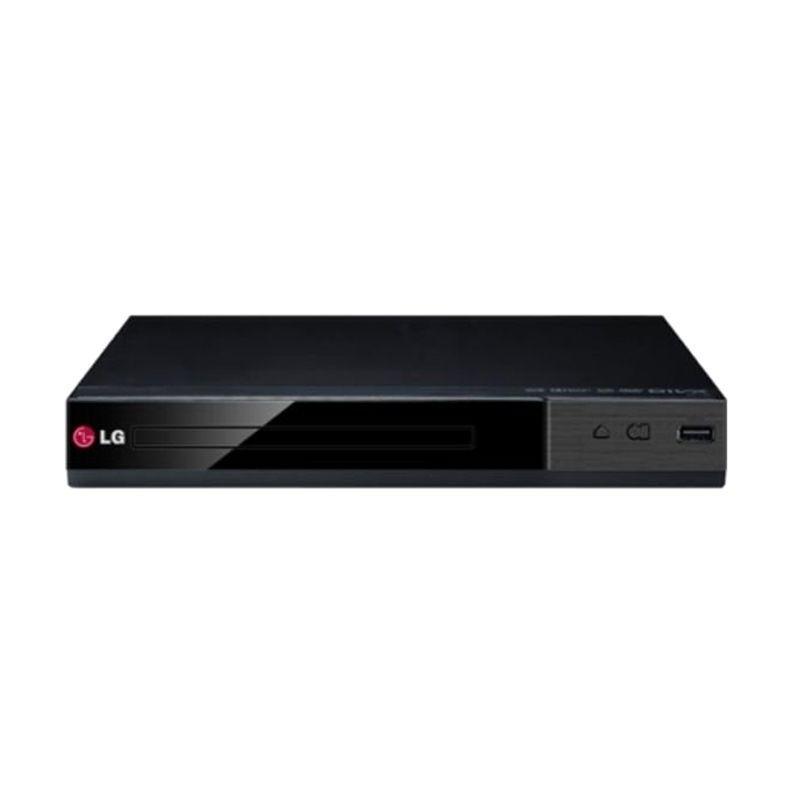 harga LG DP132 DVD Player - Hitam Blibli.com