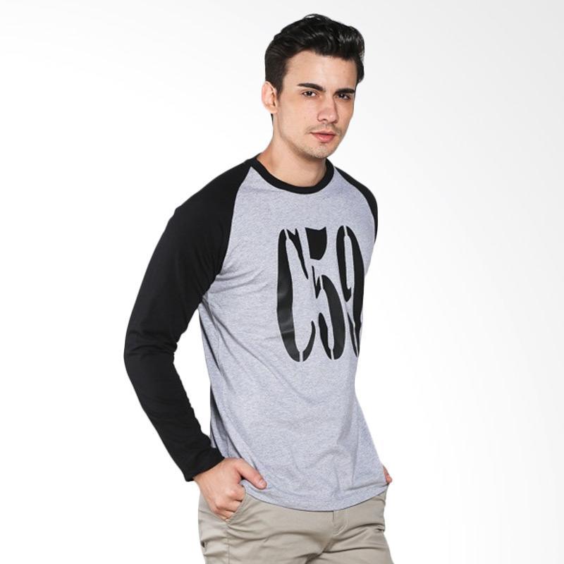 C59 Black LS T-Shirt Pria Extra diskon 7% setiap hari Extra diskon 5% setiap hari Citibank – lebih hemat 10%
