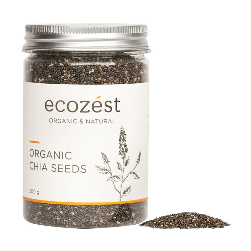 Ecozest Organic Chia Seed