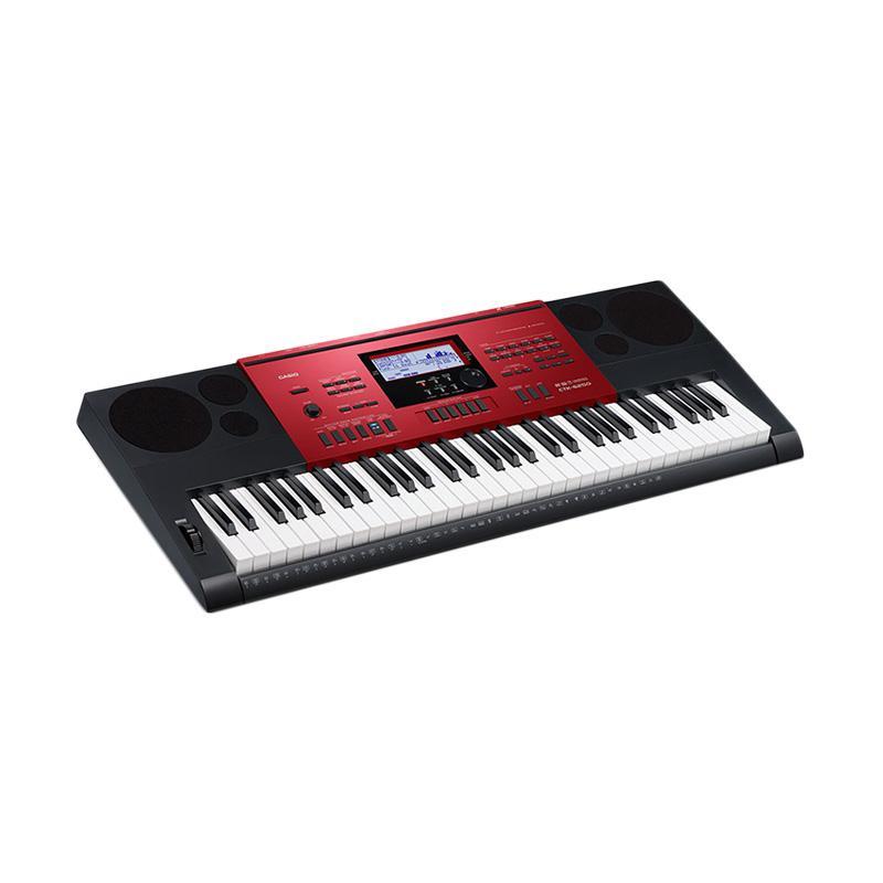 harga Casio CTK 6250 Keyboard Blibli.com