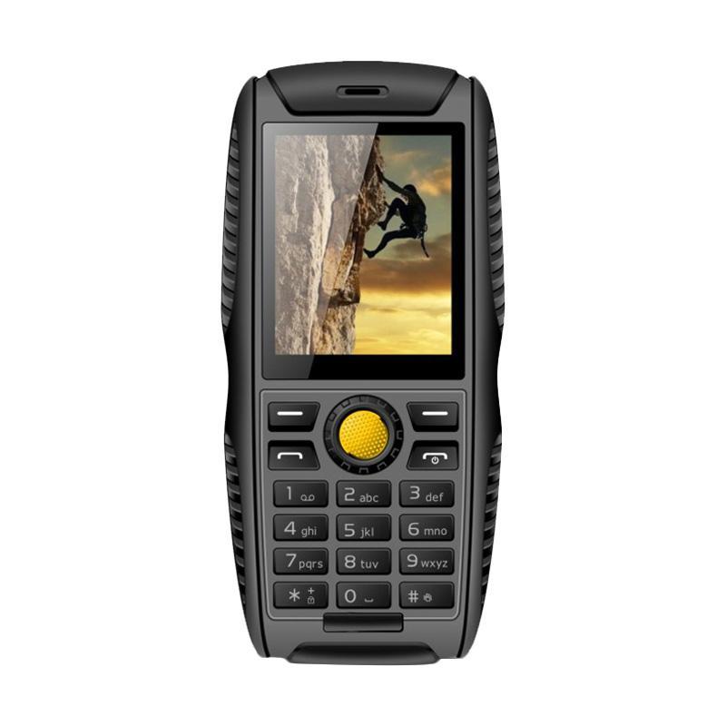 Ken Mobile W3 Pro Handphone - Black