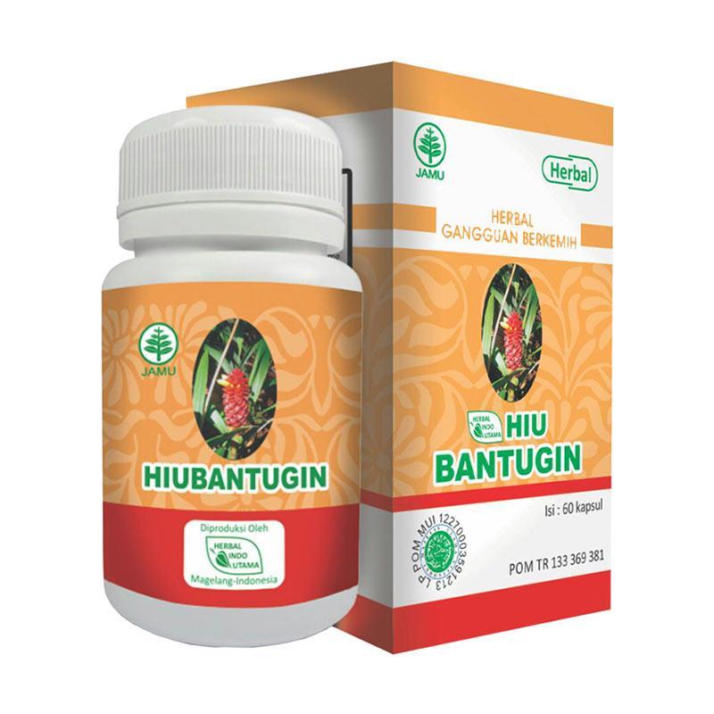 Herbal Indo Utama Bantugin Obat Herbal