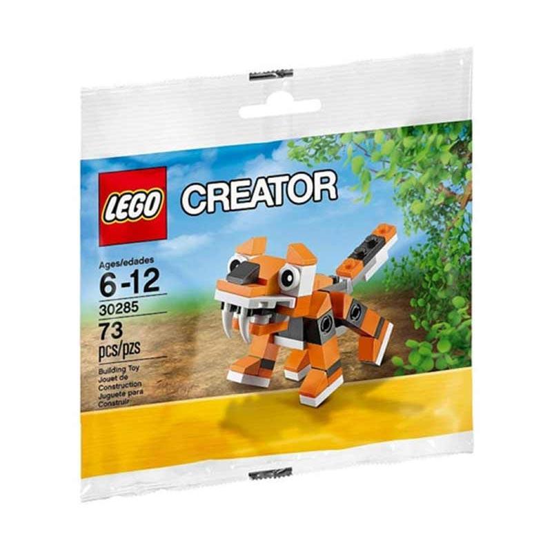 LEGO 30285 Creator Tiger Mini Blocks