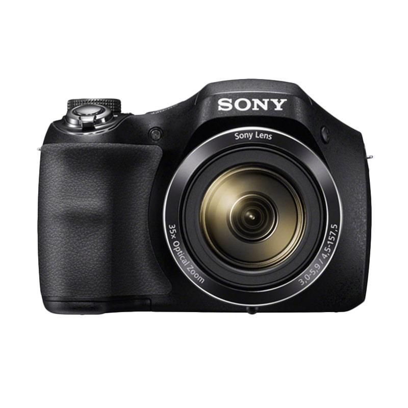 Sony DSC-H300 Kamera Prosumer - Black