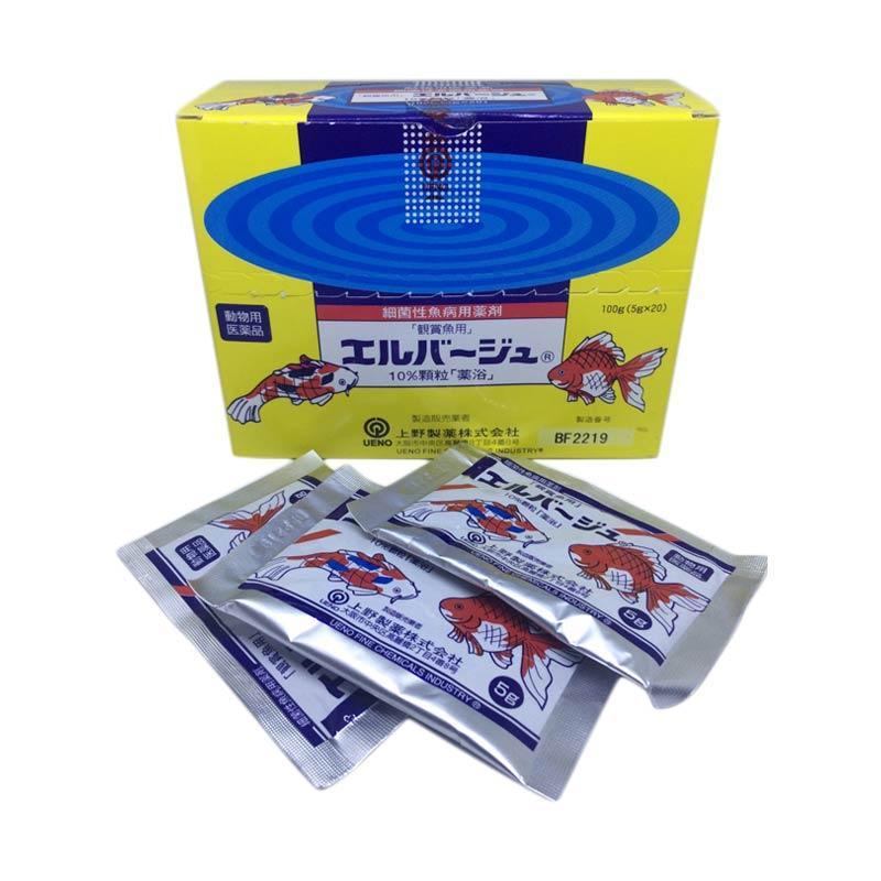 Obat Ikan Elbayu [100 g/5 g/20]