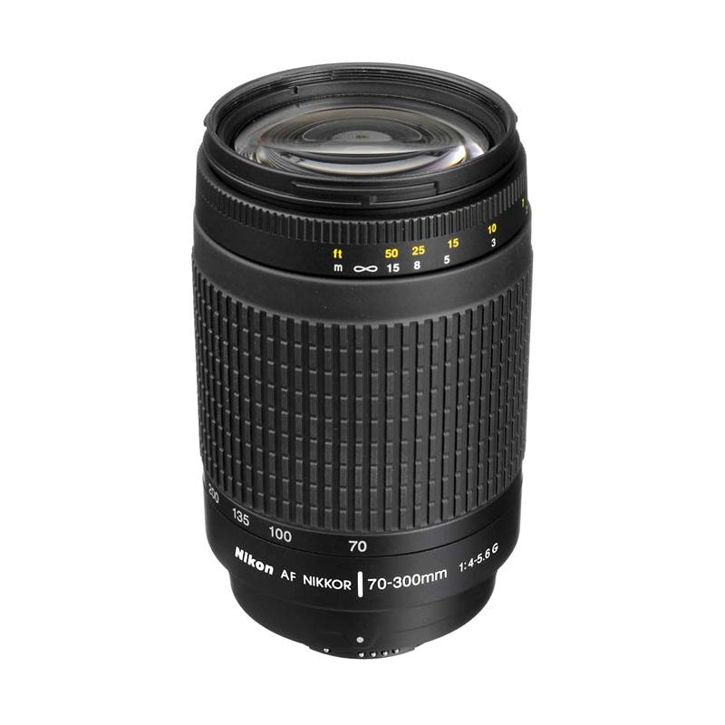 Nikon Lensa AF 70-300 mm f/4-5.6 G Zoom