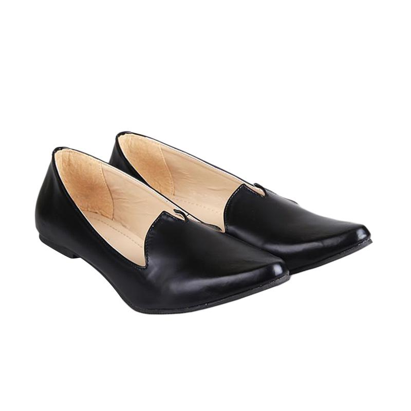 Gia Vienna Flat Shoes Mocca