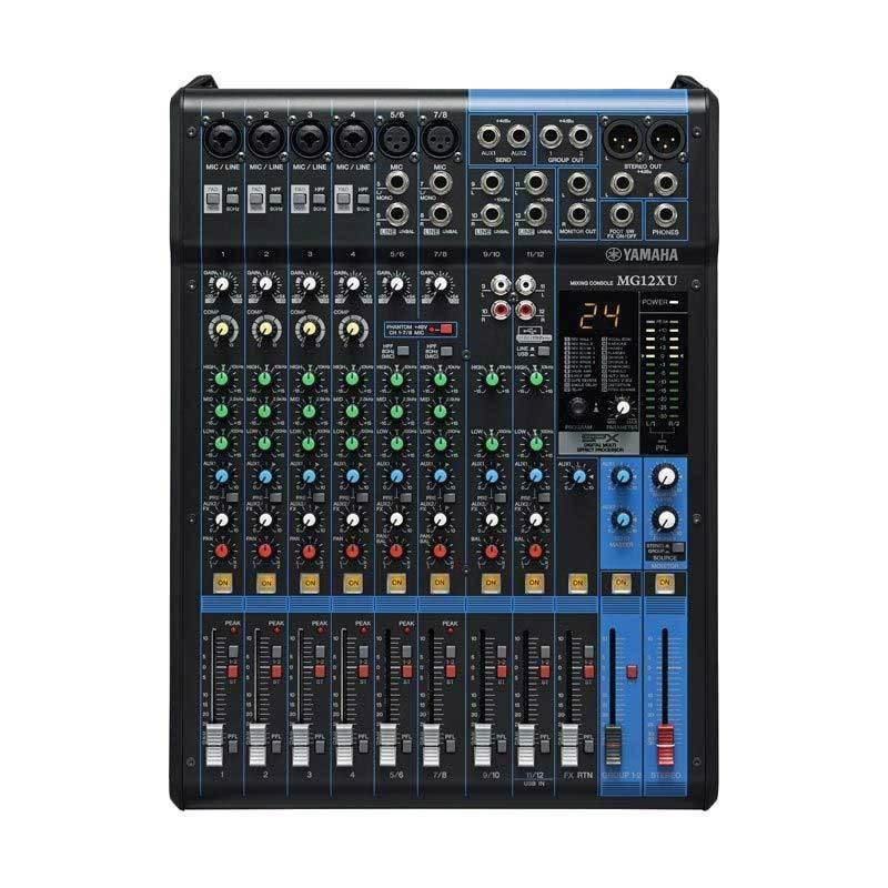 harga Yamaha MG-12XU Mixer Blibli.com