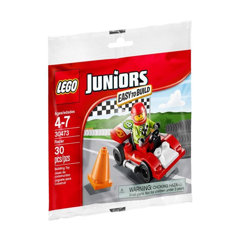 Lego Juniors Racer 30473 Mini Blocks