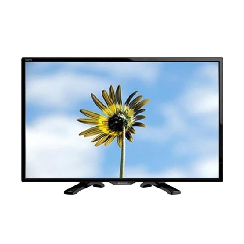 harga SHARP LC-24LE175i LCD TV - Black [24 Inch] Blibli.com