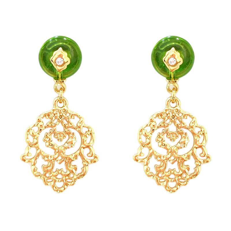 M+Y 012a Earring MTSE - Gold