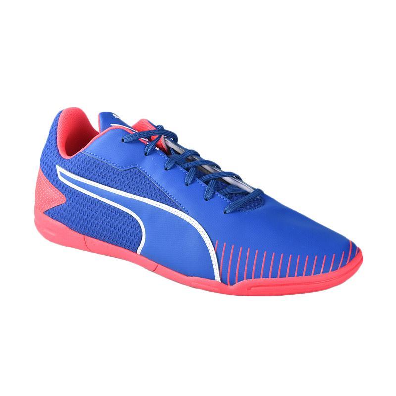 harga Puma Men Soccer 365 CT Sepatu Sepak Bola Pria - Blue Red 103992 01 Blibli.com