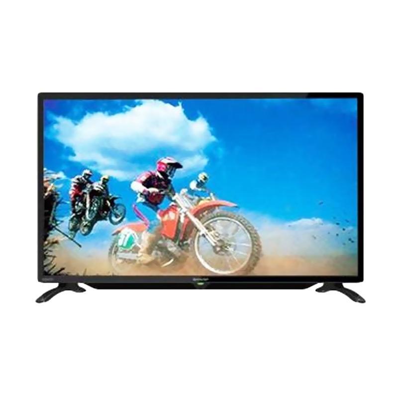 SHARP LC-32LE185i TV LED [32 Inch] [hanya JADETABEK]
