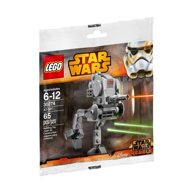 LEGO 30274 - Star Wars AT-DP Mainan Blok & Puzzle