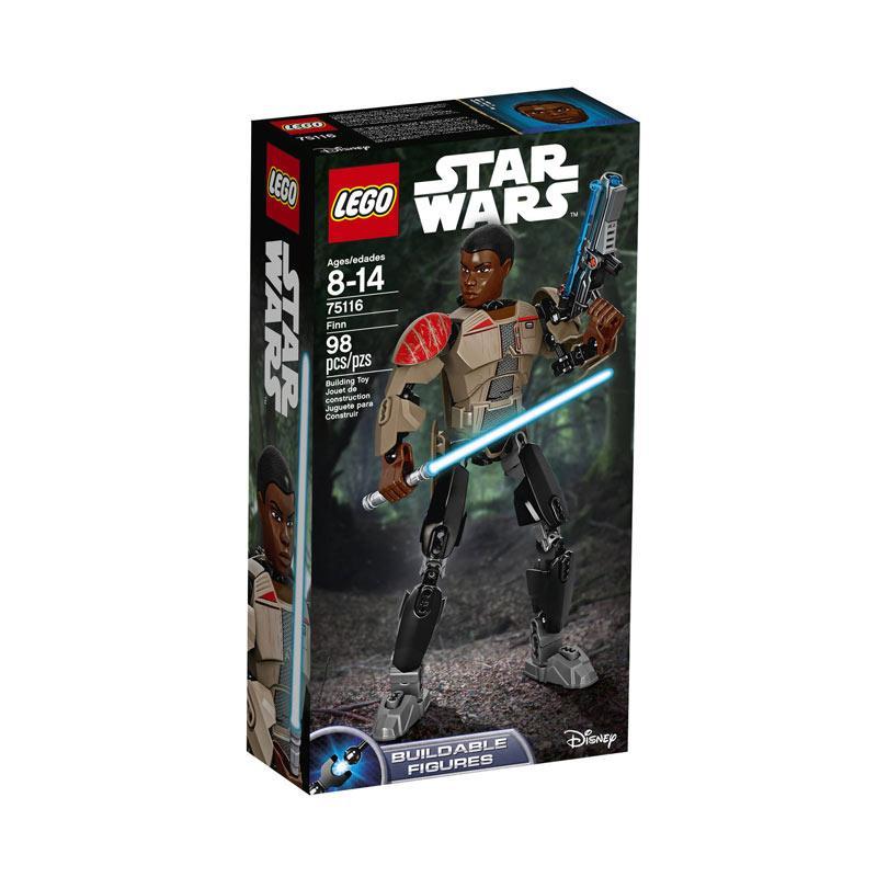 LEGO Star Wars Finn 75116 Mainan Blok & Puzzle