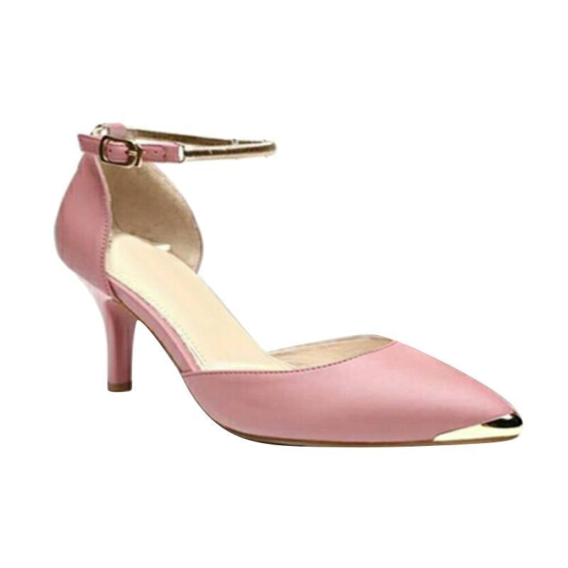harga EFATA GP06 Sepatu Heels - Pink Blibli.com