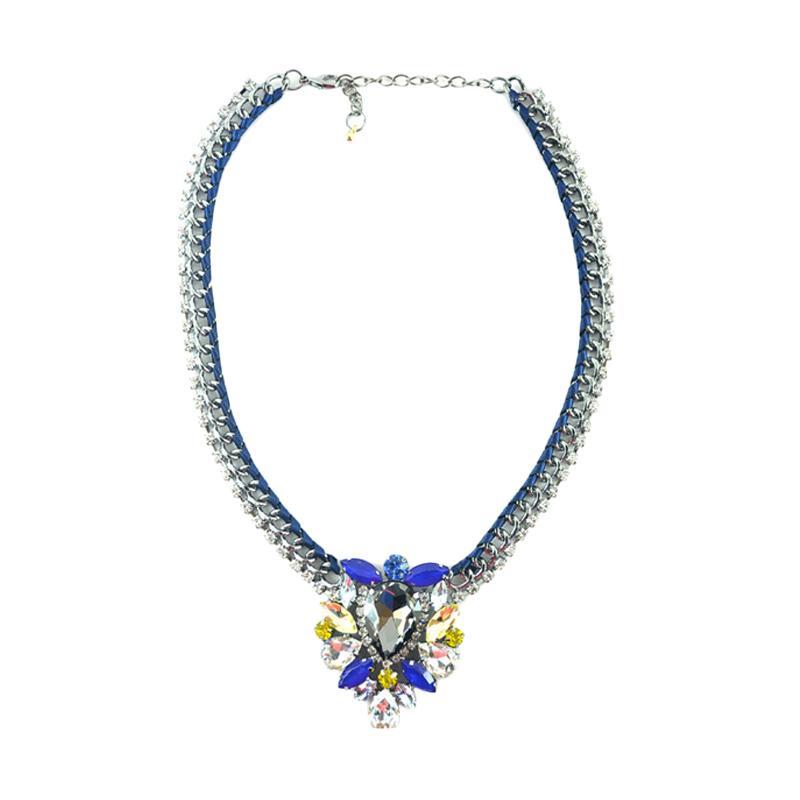 Momy Ribbon Celine Necklace