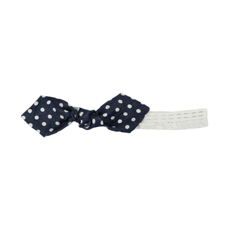 Tamagoo Polka Navy Headband