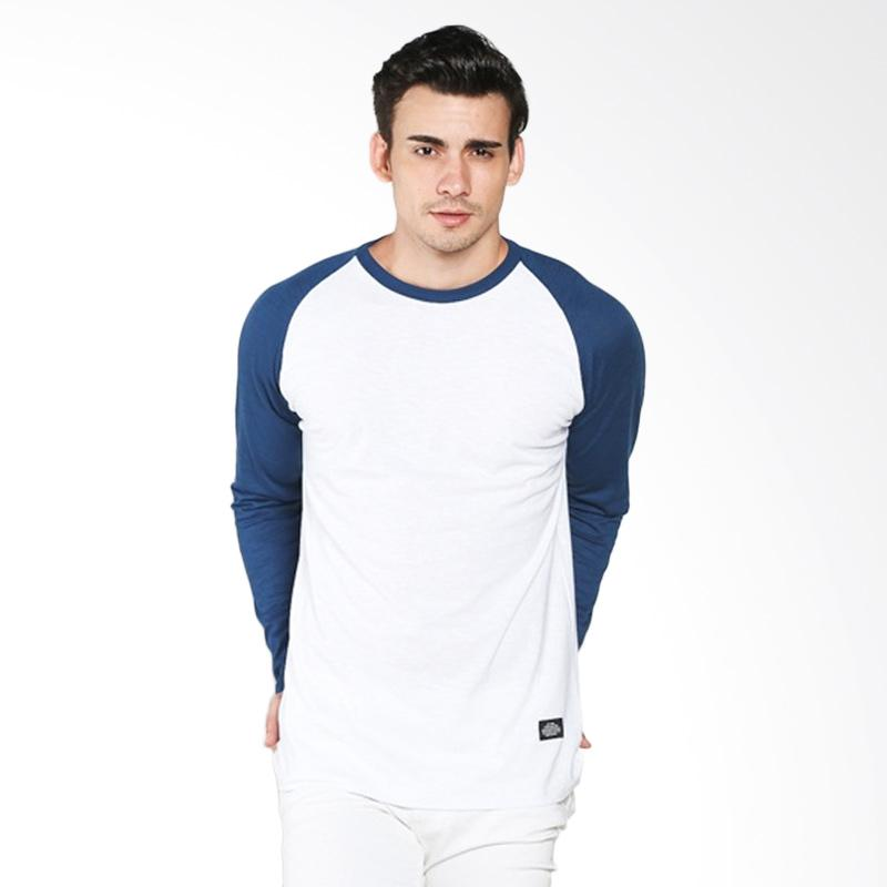 C59 Long T-Shirt Pria - Blue Extra diskon 7% setiap hari Extra diskon 5% setiap hari Citibank – lebih hemat 10%