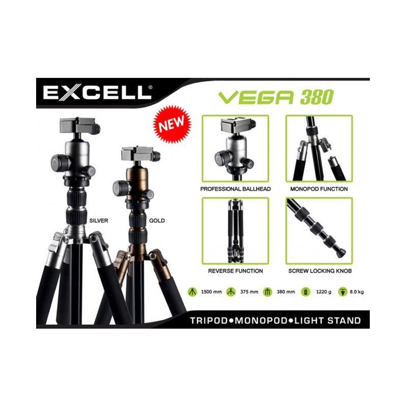 Excell Vega 380 Tripod