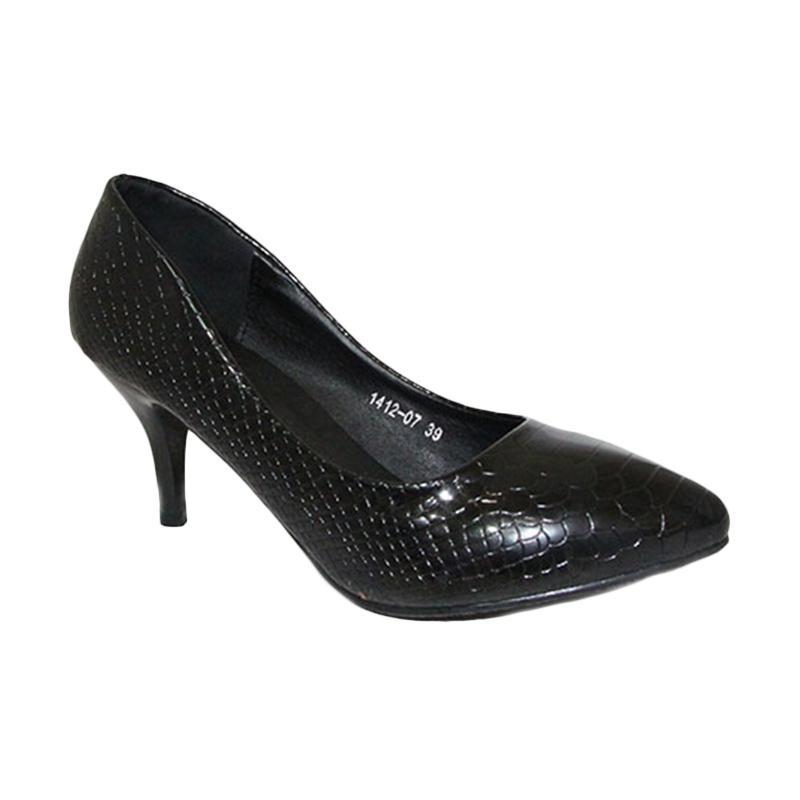 Dea 1412-07 Sepatu Wanita - Hitam