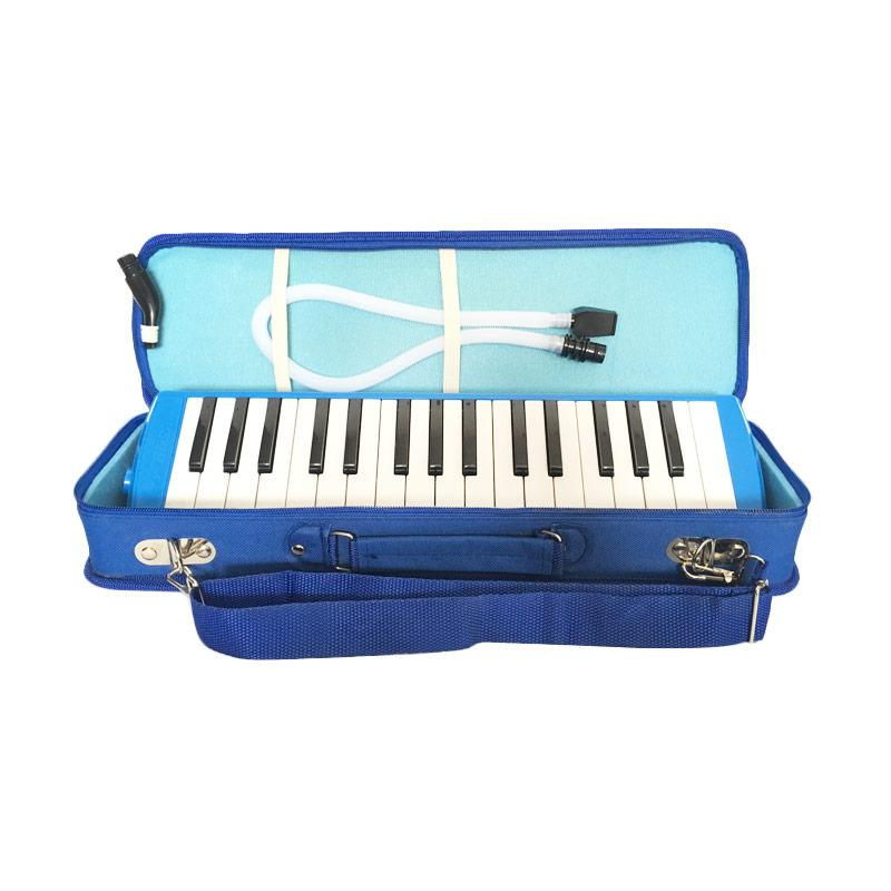 KANSA Pianika Box - Blue
