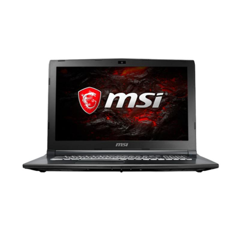 MSi GL62M 7RDX Notebook