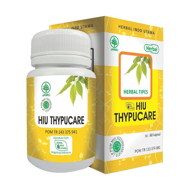 Hiu Thypucare Obat Herbal Penyakit Types