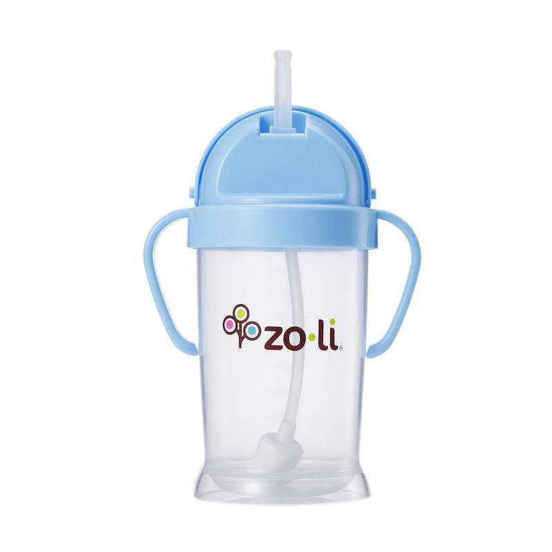 Zoli Bot XL Tempat Minum Anak - Blue [9 oz]