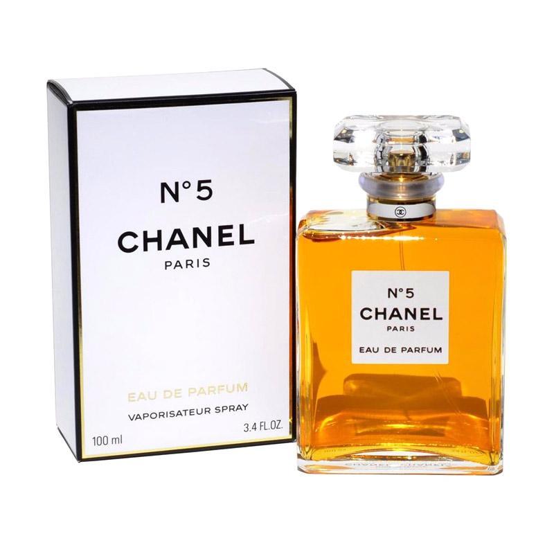Chanel No 5 EDP Parfum Wanita