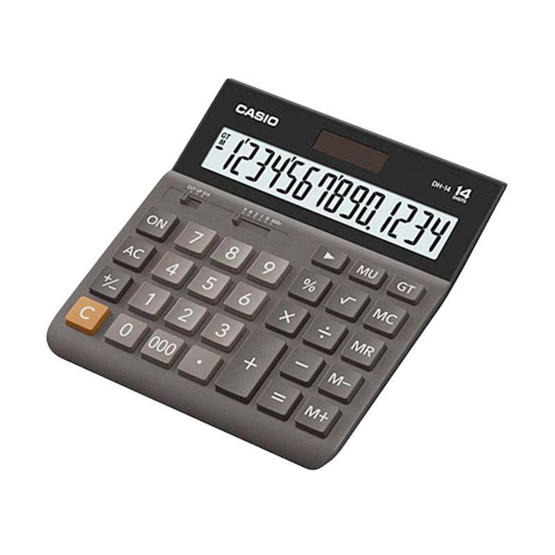CASIO DH-14-BK Kalkulator
