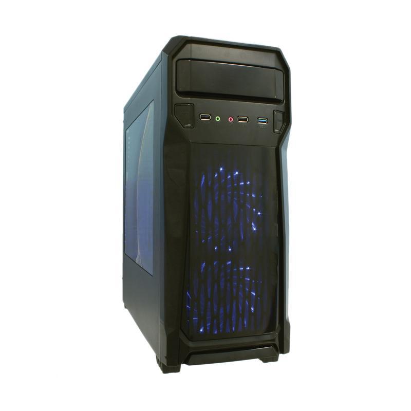 VenomRX Raijin Casing Komputer