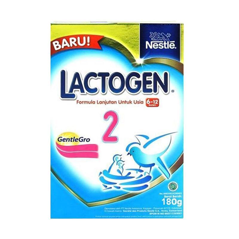 Nestle Lactogen 2 Susu Formula [180 g]