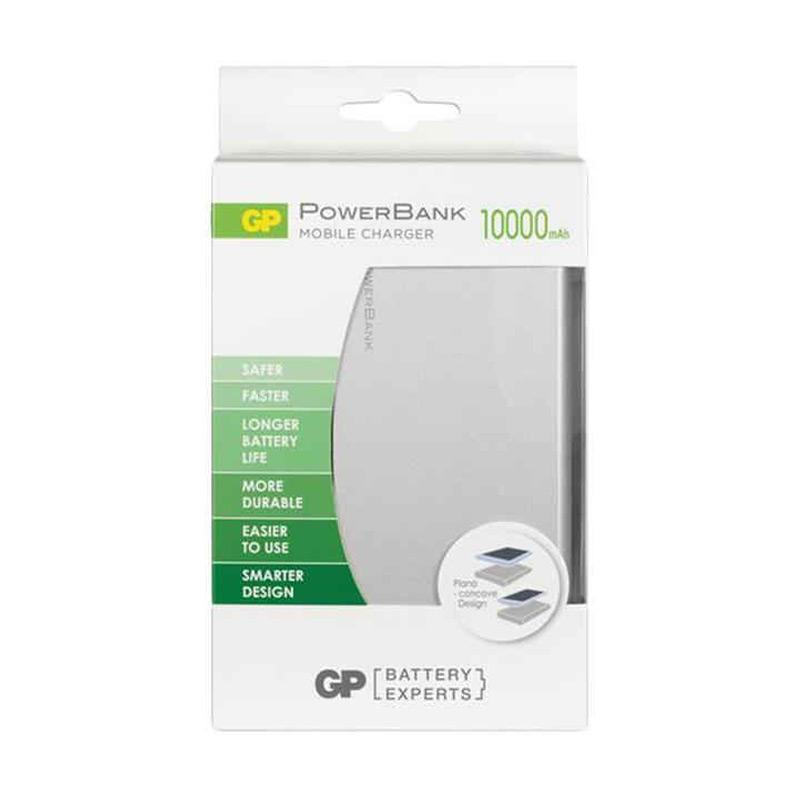 GP Powerbank - Silver [10000 mAh]
