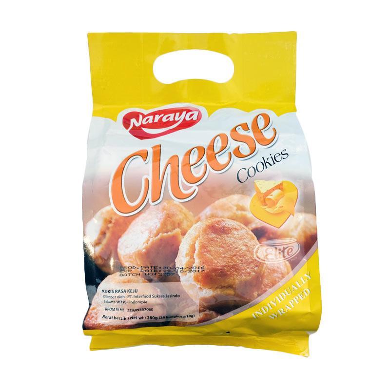 Naraya Cheese Cookies Kue Kering