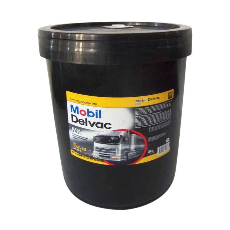 Mobil Delvac MX 15W-40 Pail