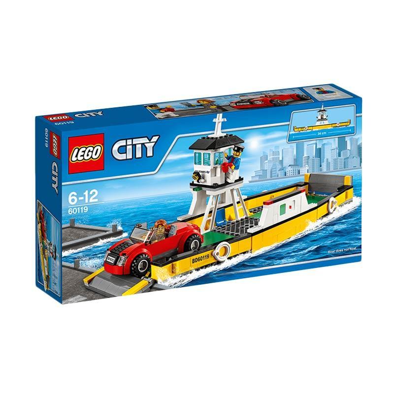 Lego Ferry 60119 Blocks & Stacking Toys