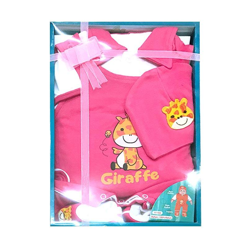 Kiddy KD11165 Baby Gift Set - Pink