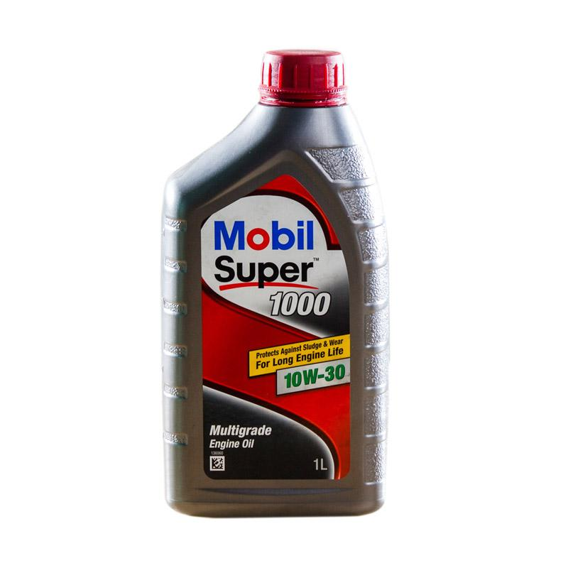 Mobil Super 1000 10W-30 Botol