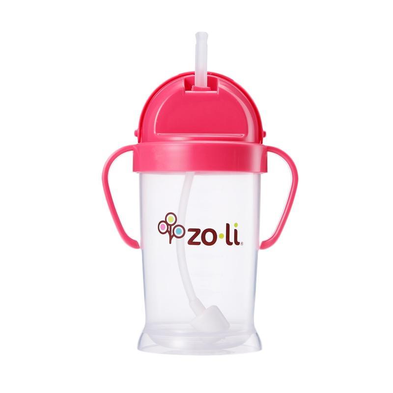 Zoli Bot XL Tempat Minum Anak - Pink [9 oz]
